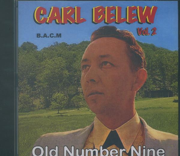 Old Number Nine Vol. 2 (CD)