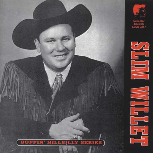 Boppin' Hillbilly Series (CD)