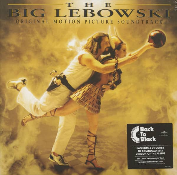 The Big Lebowski - Original Motion Picture Soundtrack 180g Vinyl