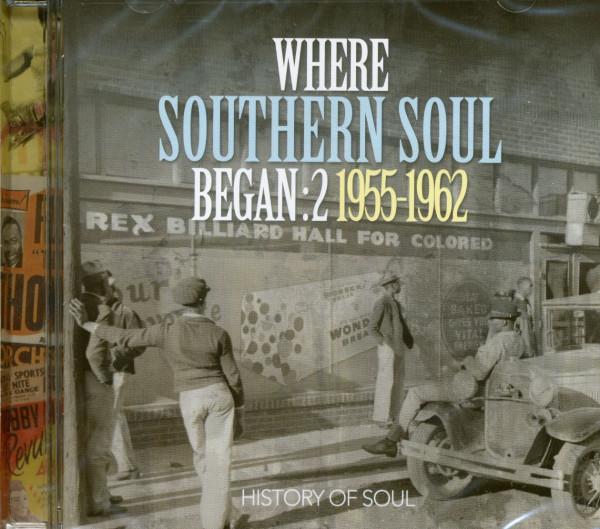 Where Southern Soul Began: 2 (2-CD)