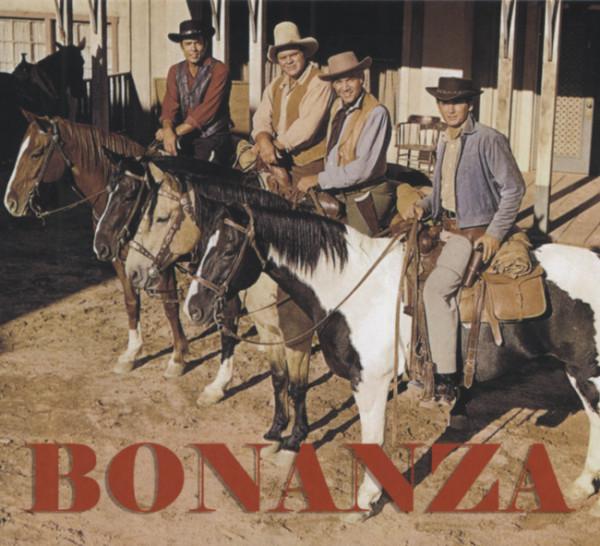 Bonanza - Song Collection (CD)