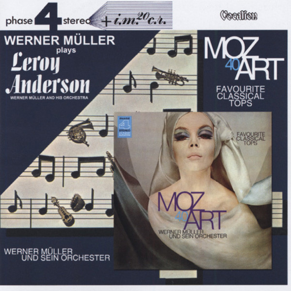 Plays Leroy Anderson & Mozart 40