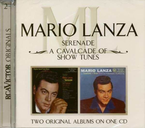 Serenade & A Calvacade Of Show Tunes (CD)