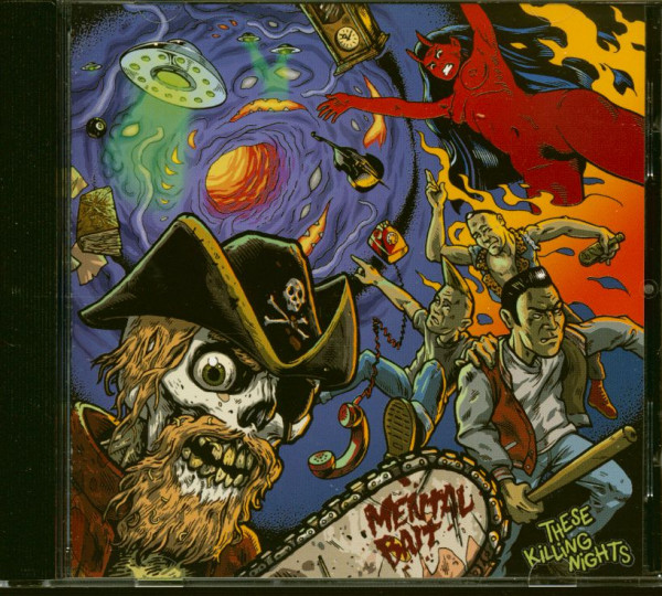 These Killing Nights (CD)