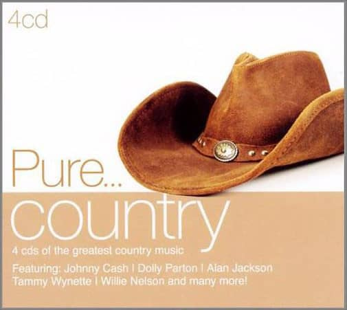 Pure Country (4-CD)