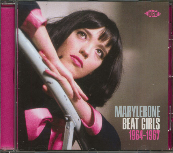Marylebone Beat Girls 1964-1967 (CD)