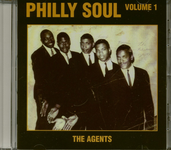 Philly Soul Vol.1 (CD)