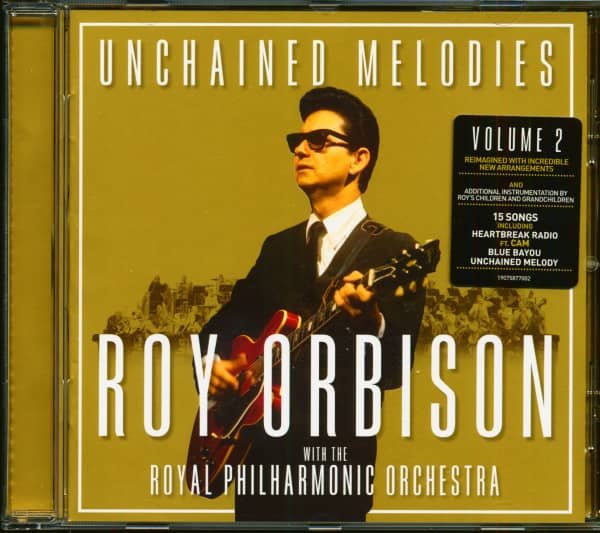 Unchained Melodies - With The Royal Philharmonic Orchestra Vol.2 (CD)