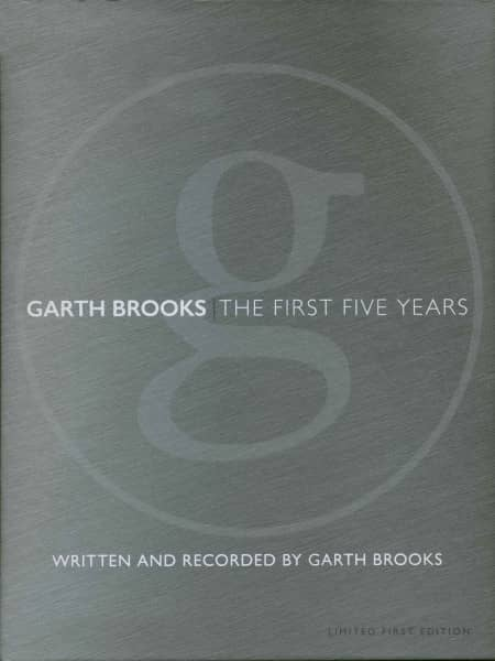 Garth Brooks The Anthology, The First Five Years
