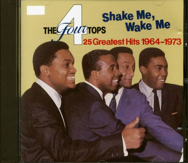Shake Me, Wake Me - 25 Greatest Hits 1964-73 (CD)