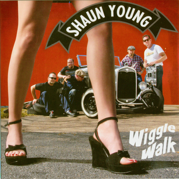 Wiggle Walk - Havin' More Fun Than The Law Should Allow