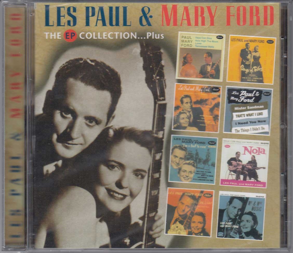 Les Paul & Mary Ford - EP-Collection...plus