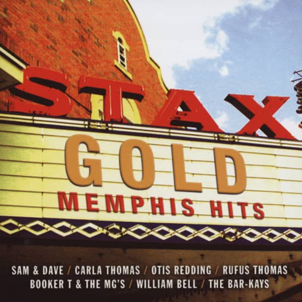Stax Gold - Memphis Hits