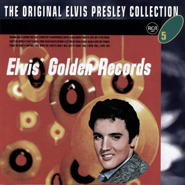 Elvis' Golden Records 1 - Elvis Coll. #5