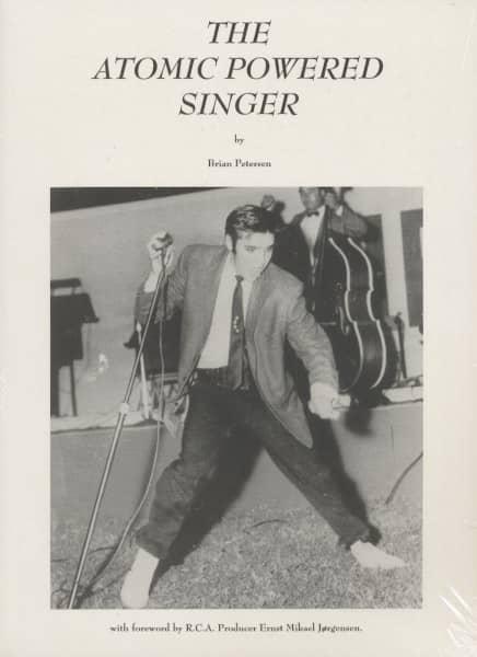 The Atomic Powered Singer - Brian Petersen