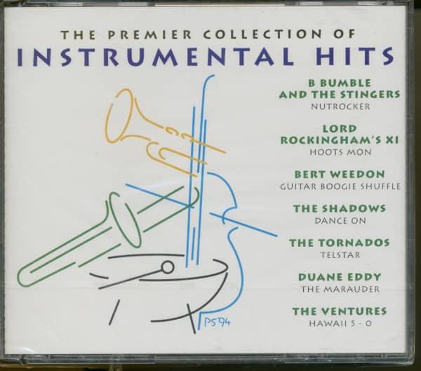 Vol.2, Premier Instrumental Hits 2-CD