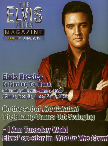 The Elvis Files Magazine #12-June 2015