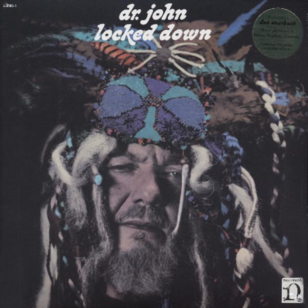 Locked Down (LP-CD)