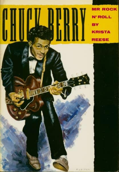 Mr Rock'nRoll - by Krista Reese (PB)