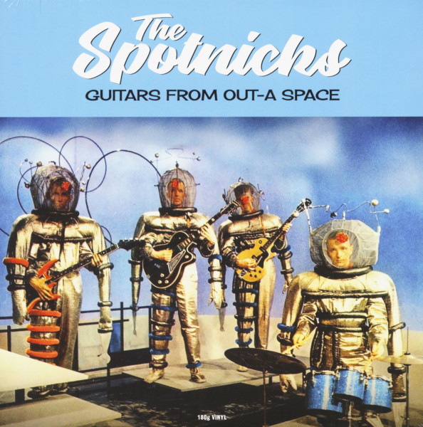 Guitars From Out-A Space (LP, 180g Vinyl)