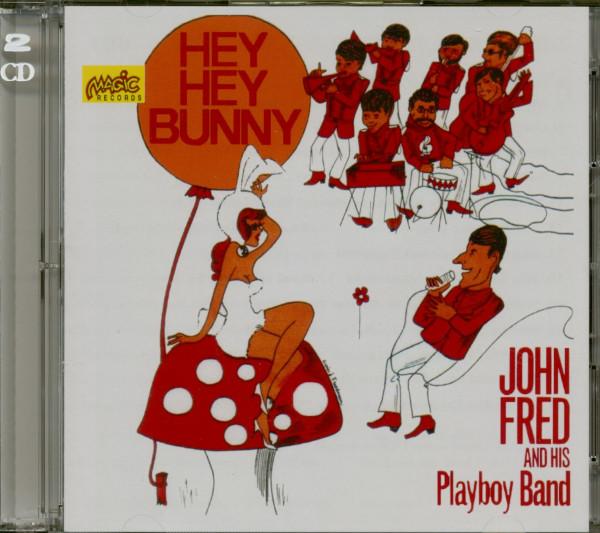 Hey Hey Bunny (2-CD)