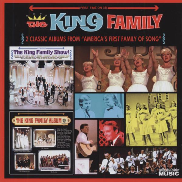 The King Family Show - The King Family Album