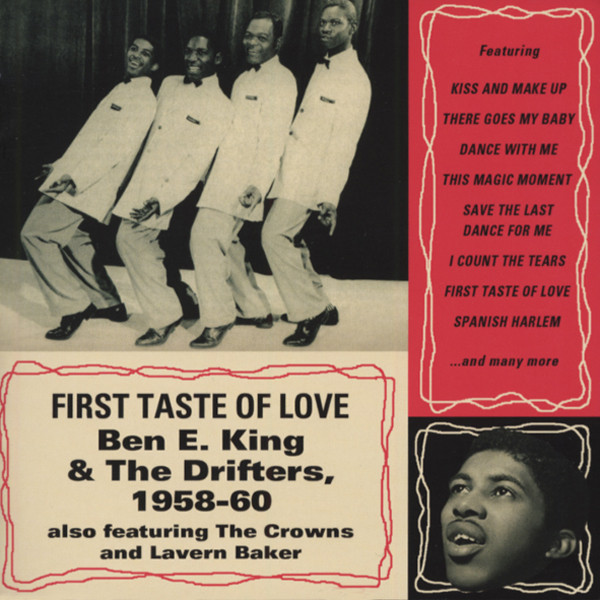 First Taste Of Love (Early Works 1958-60)