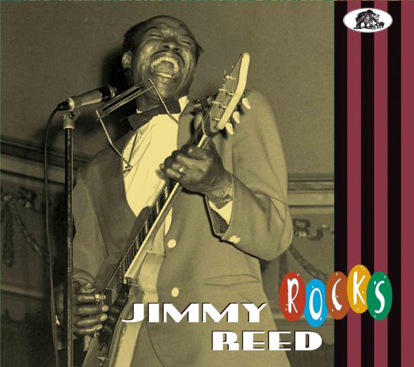 Jimmy Reed - Rocks (CD)