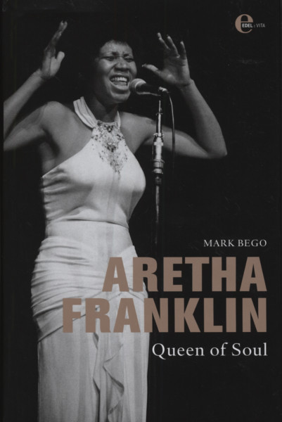 Mark Bego: Queen Of Soul - Biografie