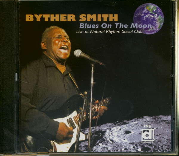 Blues On The Moon: Live At The Natural Rhythm