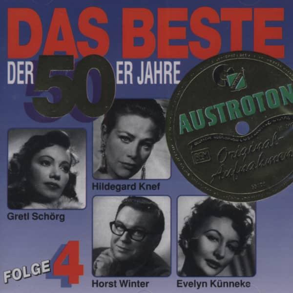 Vol.4, Das Beste der 50er