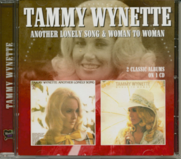 Another Lonely Song - Woman To Woman (CD)