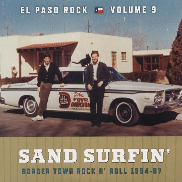 El Paso Rock Vol.9 - Sand Surfin'
