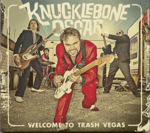 Welcome To Trash Vegas (CD)