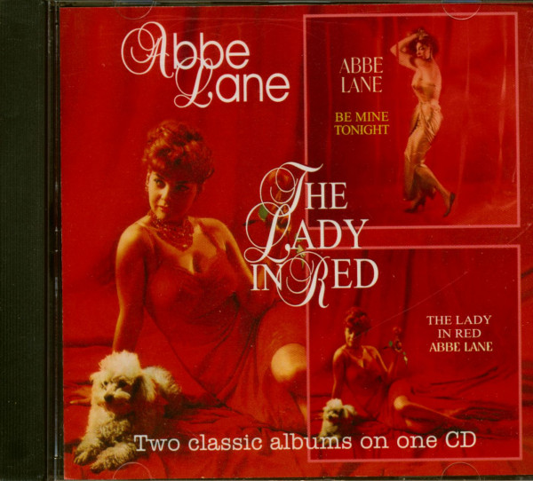 The Lady In Red - Be Mine Tonight (CD)