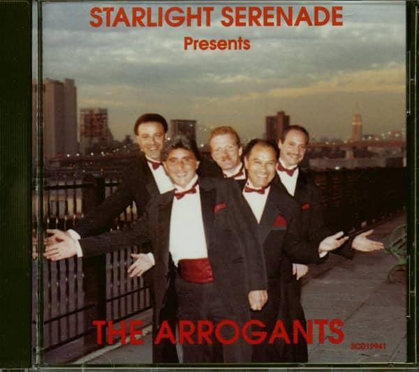 Starlight Serenade Presents The Arrogants (Doo-Wop Acapella) (CD)