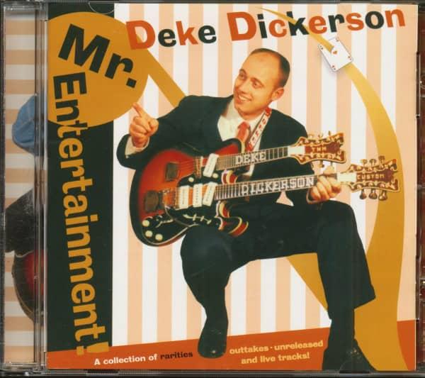 Mr. Entertainment! (CD)