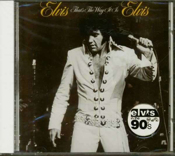 That's The Way It Is (CD)