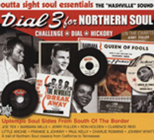 Dial 3 For Northern Soul (Nashville Sound)