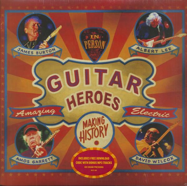 Guitar Heroes (180g vinyl)