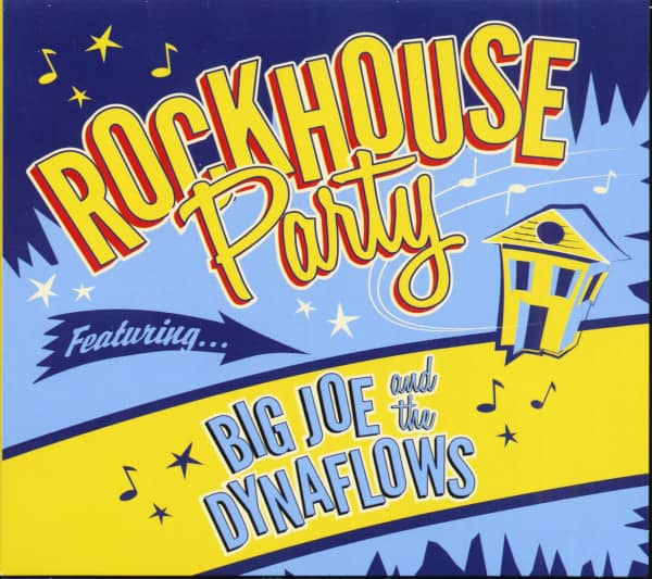 Rockhouse Party (CD)