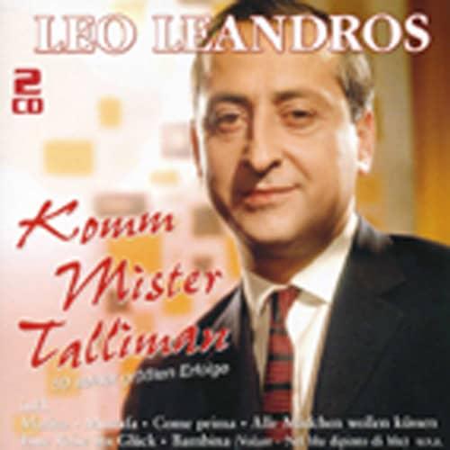 Komm Mister Talliman...1957-61 (2-CD)