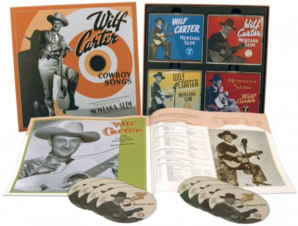 Cowboy Songs (8-CD)