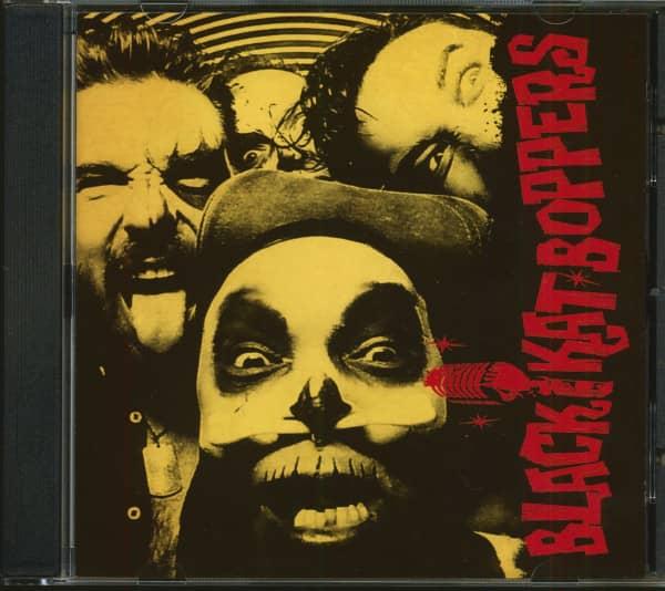 Black Kat Boppers (CD)