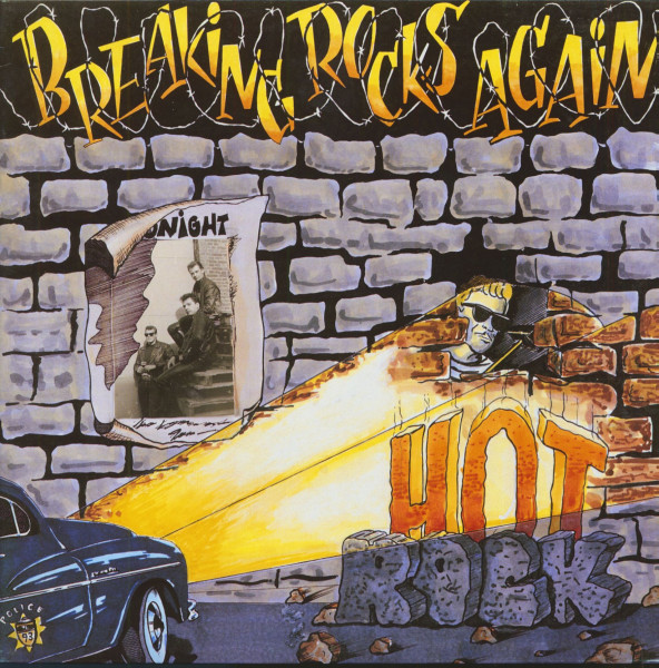 Breaking Rocks Again (LP)