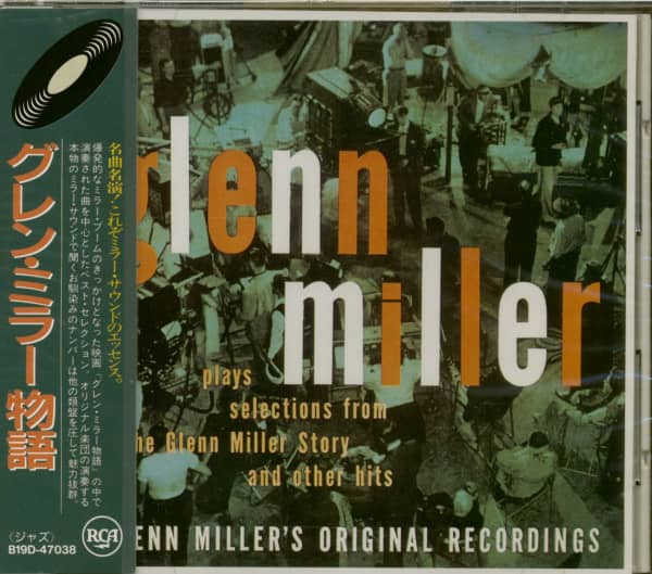 Glenn Miller Plays Selections - From The Glenn Miller Story And Other Hits (CD, Japan)