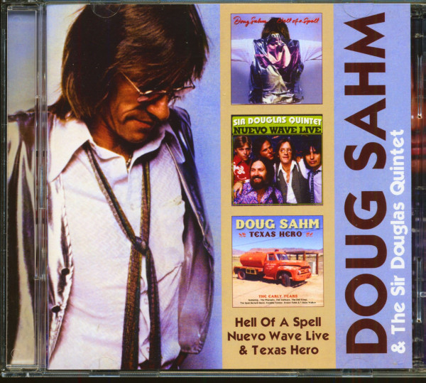 Hell Of A Spell - Nuevo Wave Live - Texas Hero (2-CD)