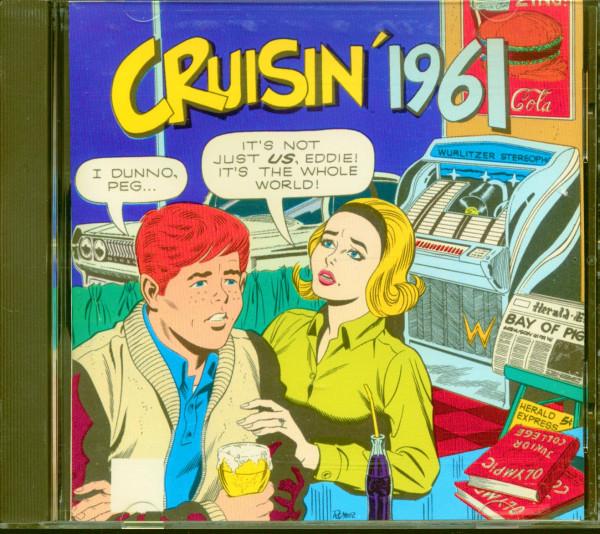 Cruisin' 1961 (CD)