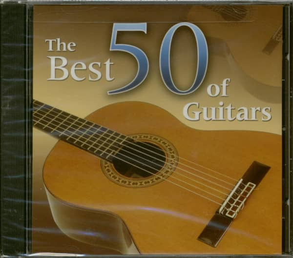 The Best Of 50 Guitars (CD)