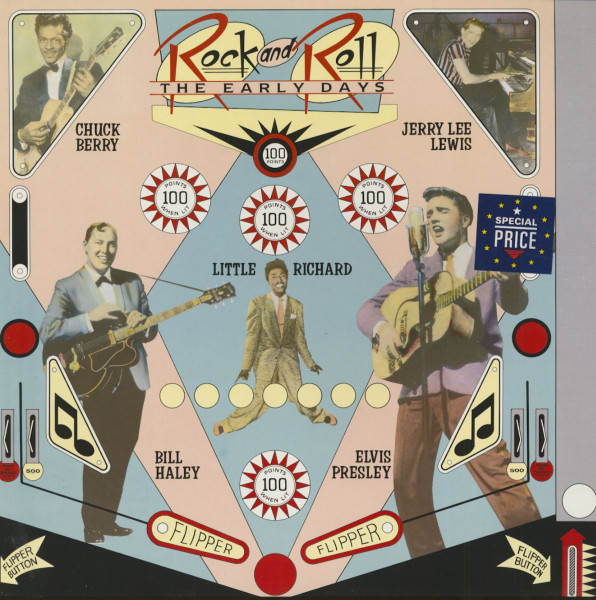 Rock And Roll - The Early Days (LP)